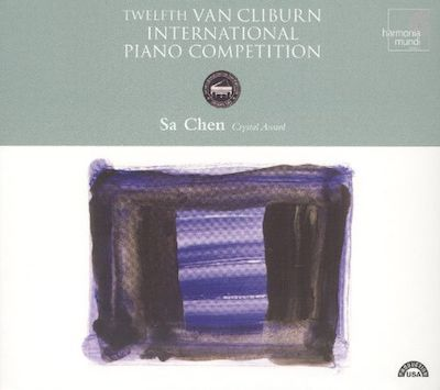 Twelfth Van Clibrun International Piano Competition: Sa Chen, Crystal Award