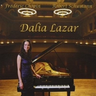 Dalia Lazar plays Schumann and Chopin