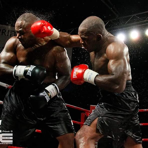 Professional boxing Ed Latimore