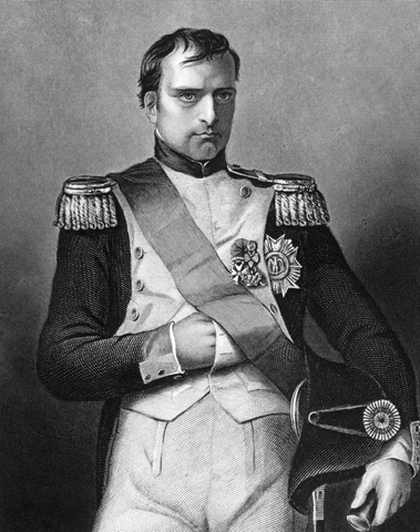 Napoleon was a great leader