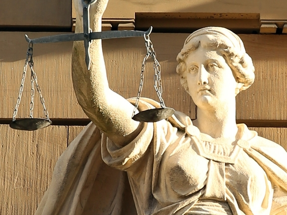 Justice won't help you forgive