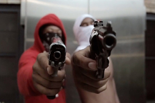 Violence in the hood