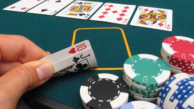 Relationships are like poker