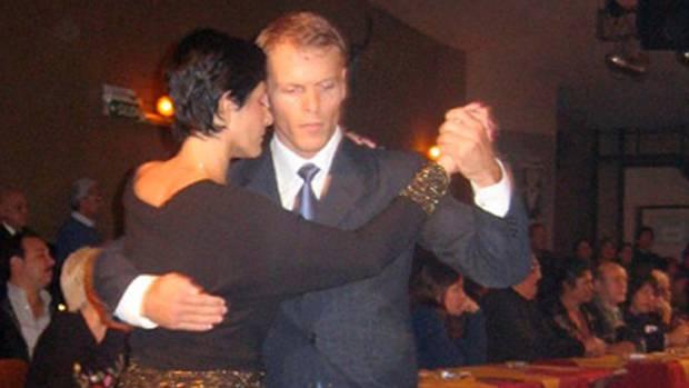 Tim Ferriss dancing tango