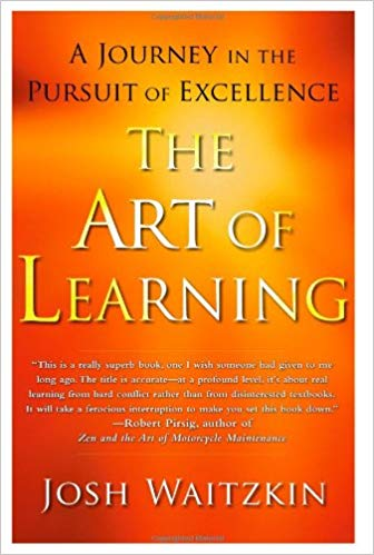 The art of learning ed latimore book recommendation