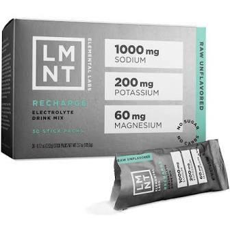 LMNT electrolyte powder