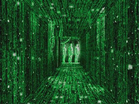 Personal freedom out of the matrix