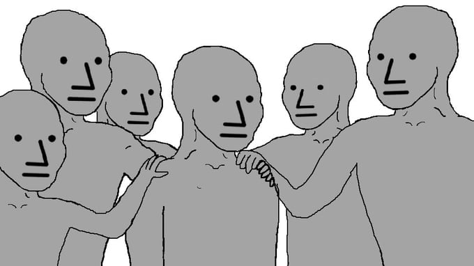 NPCs don't want you to be likable, authentic, or take risks.