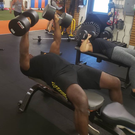 how to be successful working out ed latimore