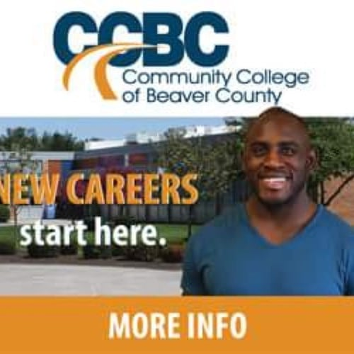 Ed Latimore at community college of beaver country