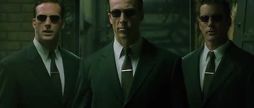 Personal freedom in the matrix