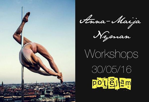 Workshops με την Anna-Maija Nyma