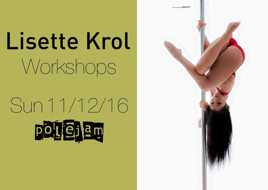 Workshops με την Lisette Krol