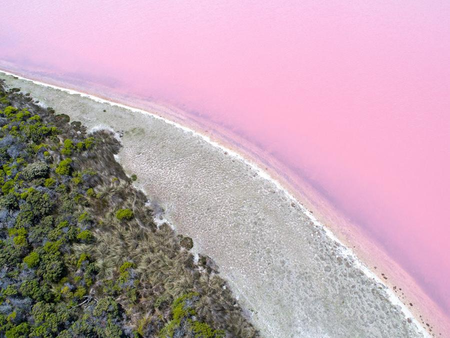 Lake Hillier Esperance Western Australia