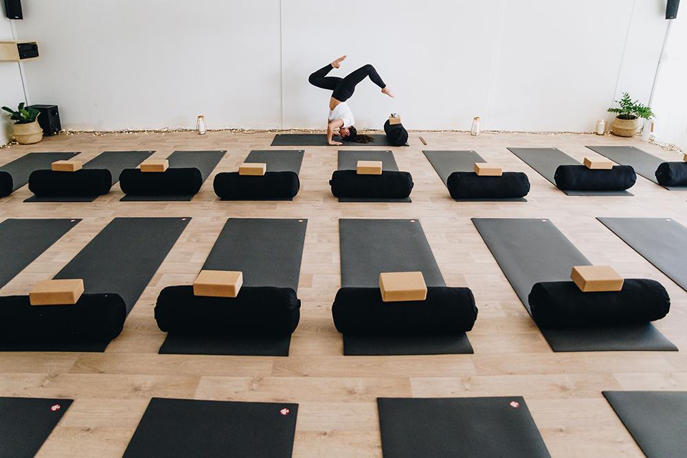 The Swan Effect Yoga Studio