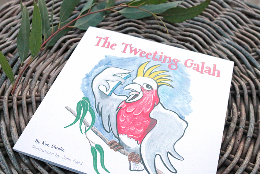 The Tweeting Galah: A Creative Approach To Cyber Safety