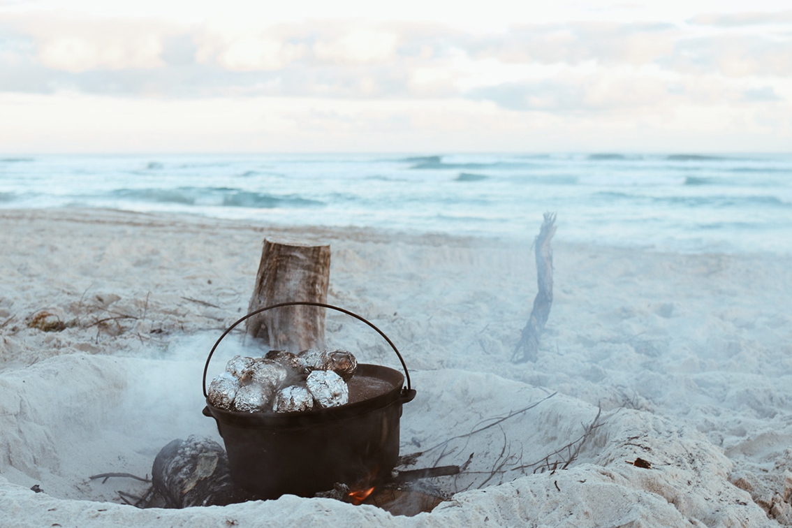 Tide Kitchen: Camp Cooking Like A Pro