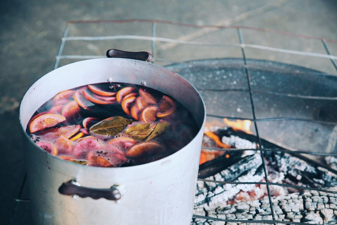 By The Fire: A Look Into Food Events In The Region