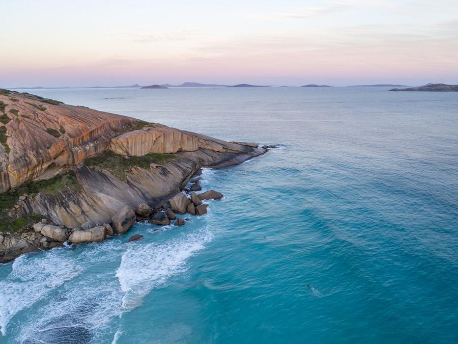 West Beach Esperance Western Australia