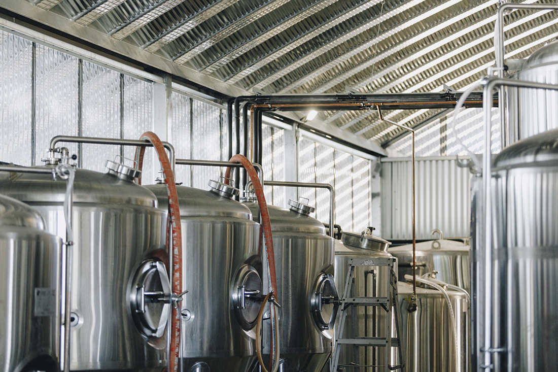 Lucky Bay Brewing Beer