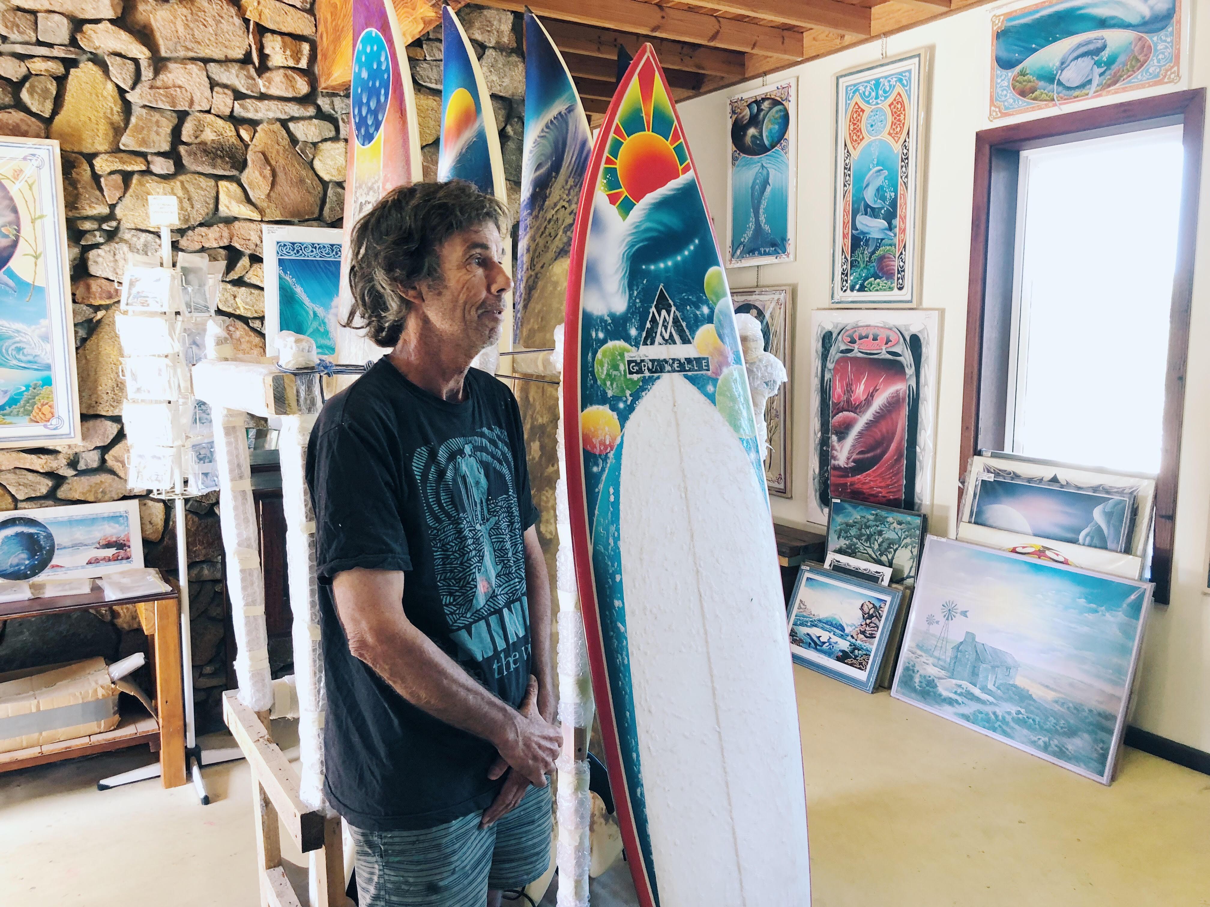 Destination Unknown: The Artistic Journey Of Geoffrey 'Speed' Smith