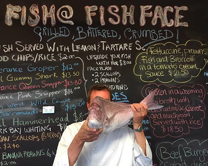Fish Face Esperance