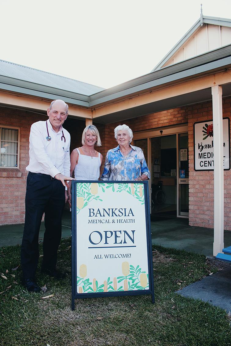 Celebrating 40 Years Banksia Medical & Health