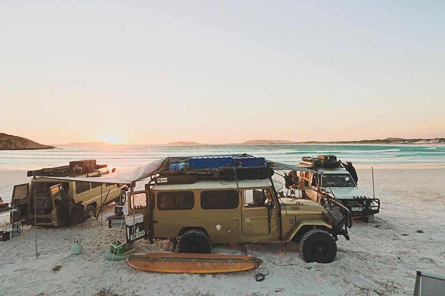 Wharton Beach Esperance Western Australia