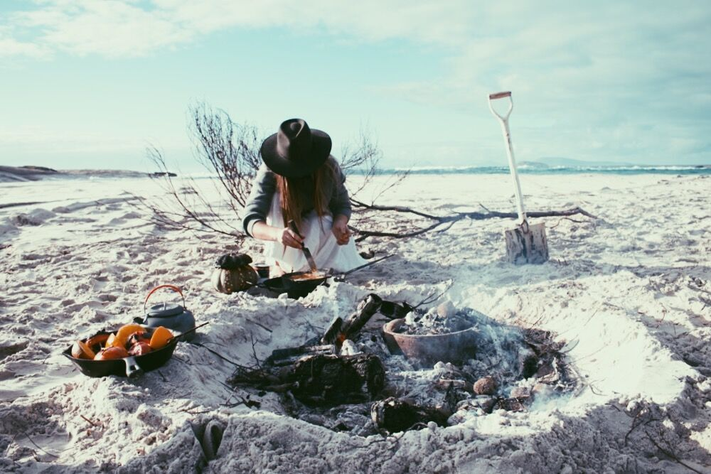 The Sarah Glover Guide To Campfire Cooking In Esperance