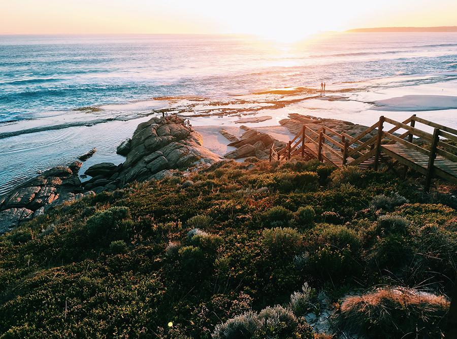 Eleven Mile Beach Esperance Western Australia