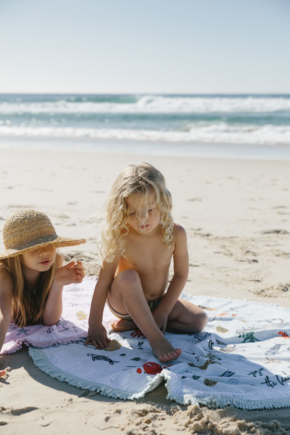 Tide Guide: Summer Holidays With The Kids