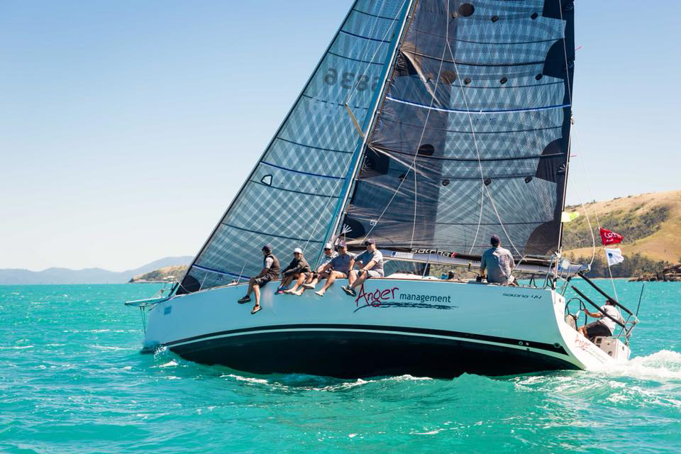 Local Sailing Team's Race To Hobart