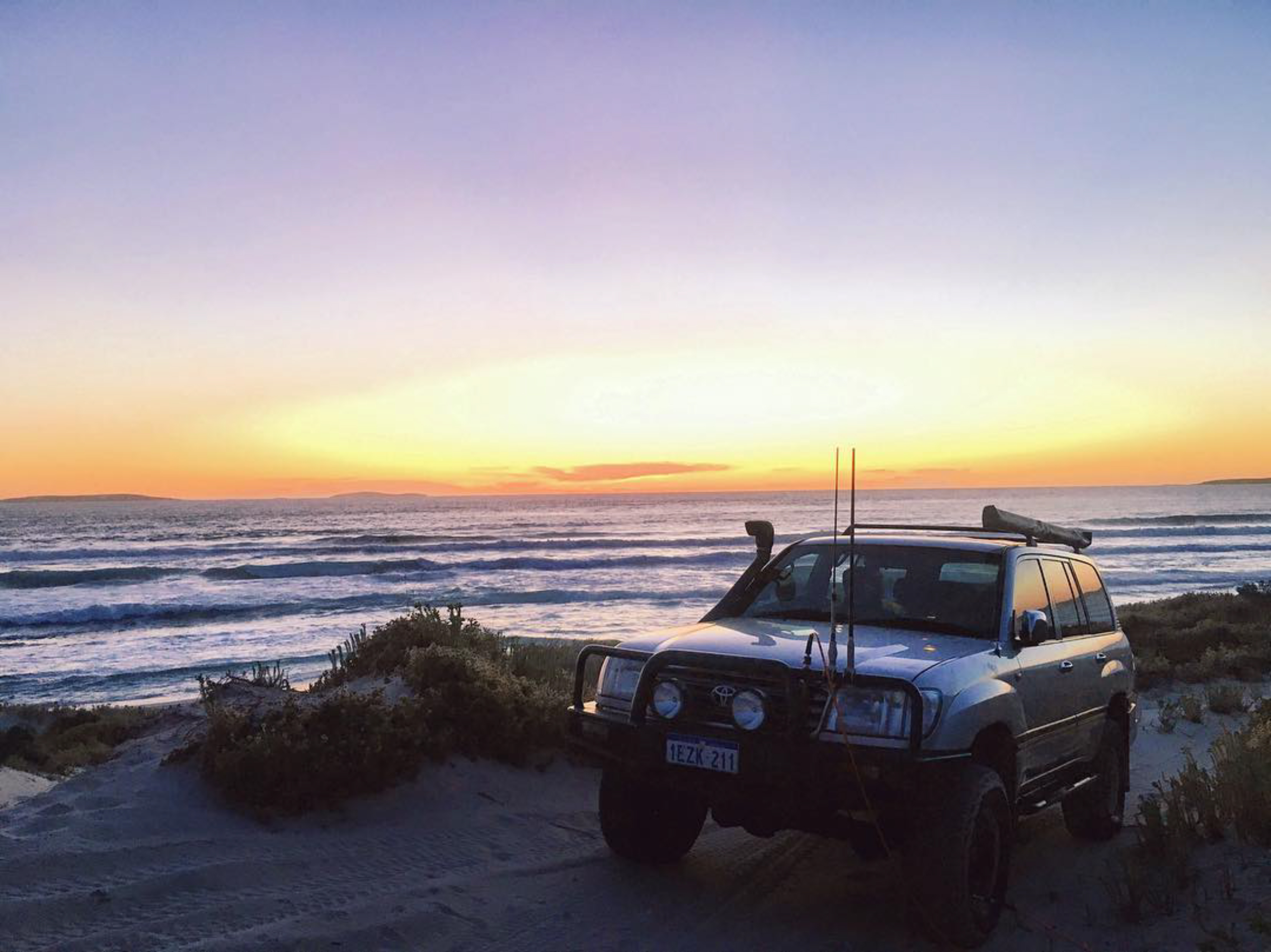 Flexin' 101: The Tide Guide To 4WDing in Esperance