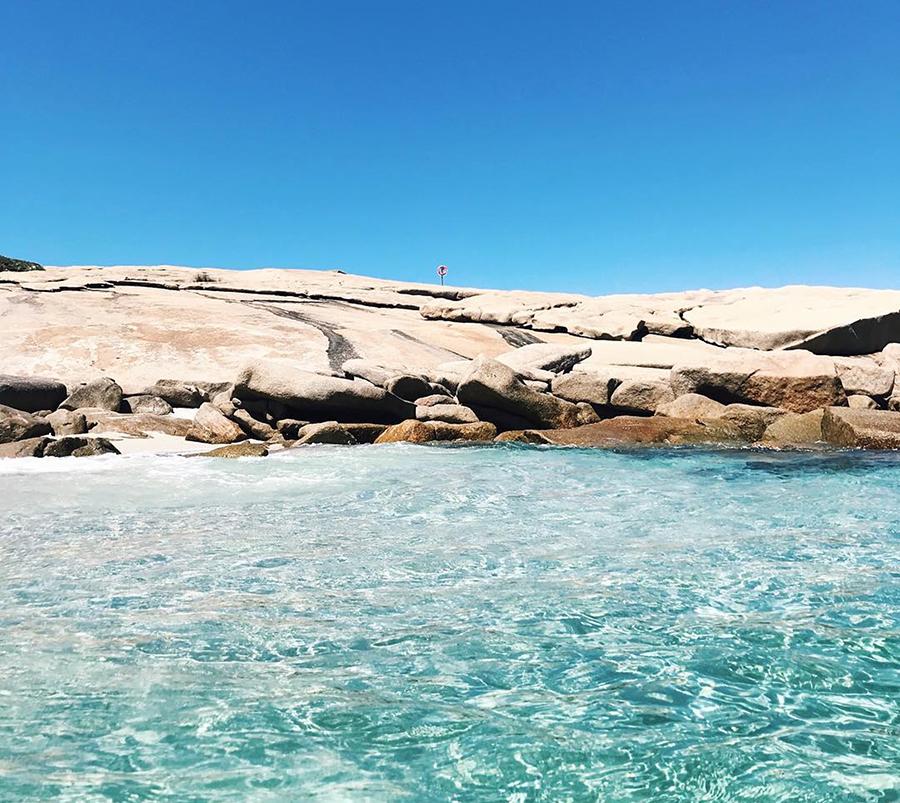 Salmon Beach Esperance Western Australia