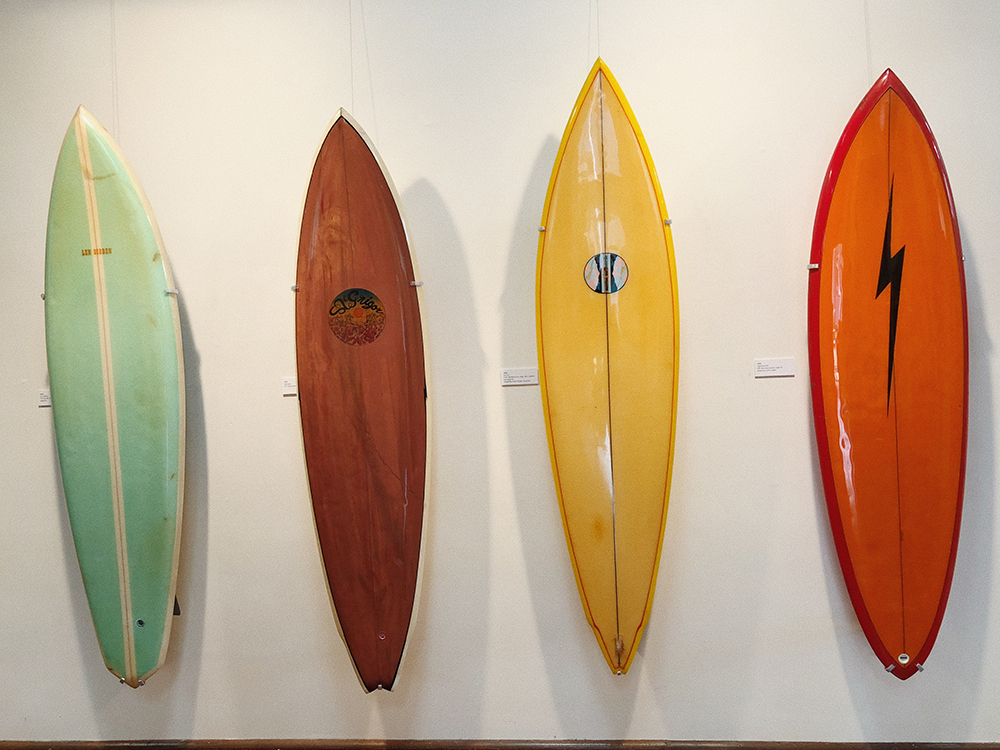 Evolution Of The Surfboard