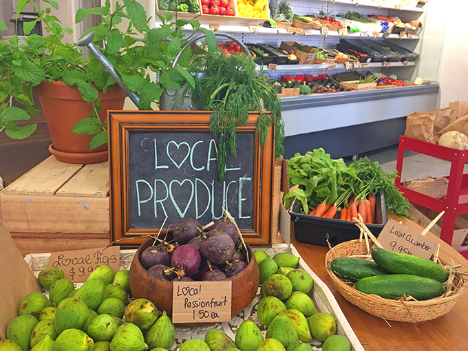 Gone in sixty minutes: a guide to local grocery shopping in Esperance