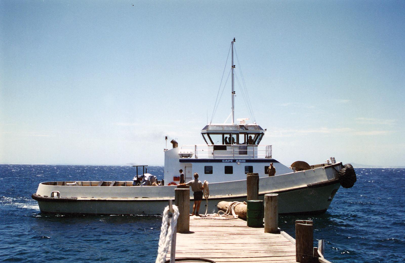 Five Minute History: Woody Island