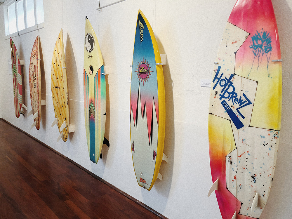 In Review: Evolution Of The Surfboard