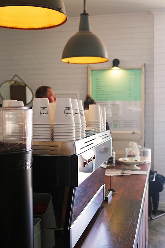 Up Next: Downtown Espresso Bar