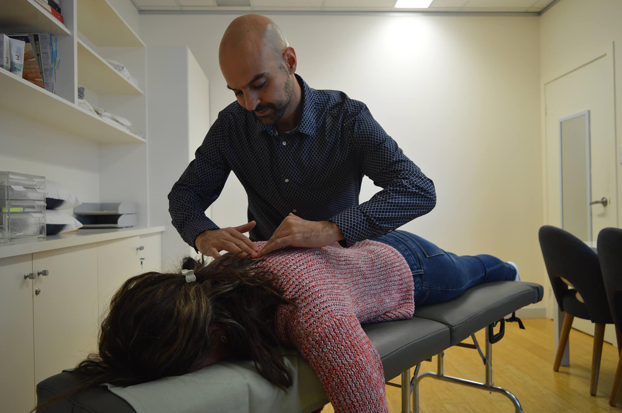 Dr Bilal Adhami, Tuggeranong Chiropractor