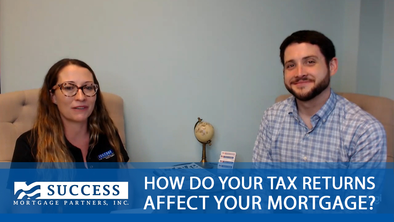 Tax Season and the Mortgage Process
