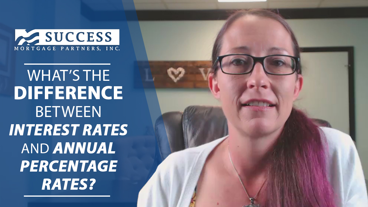 Are Interest Rates and Annual Percentage Rates the Same Thing?