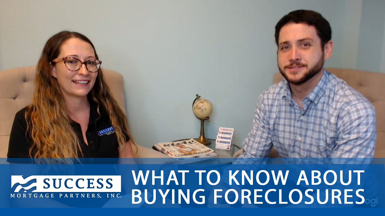 Buying Foreclosure & Short Sale Homes