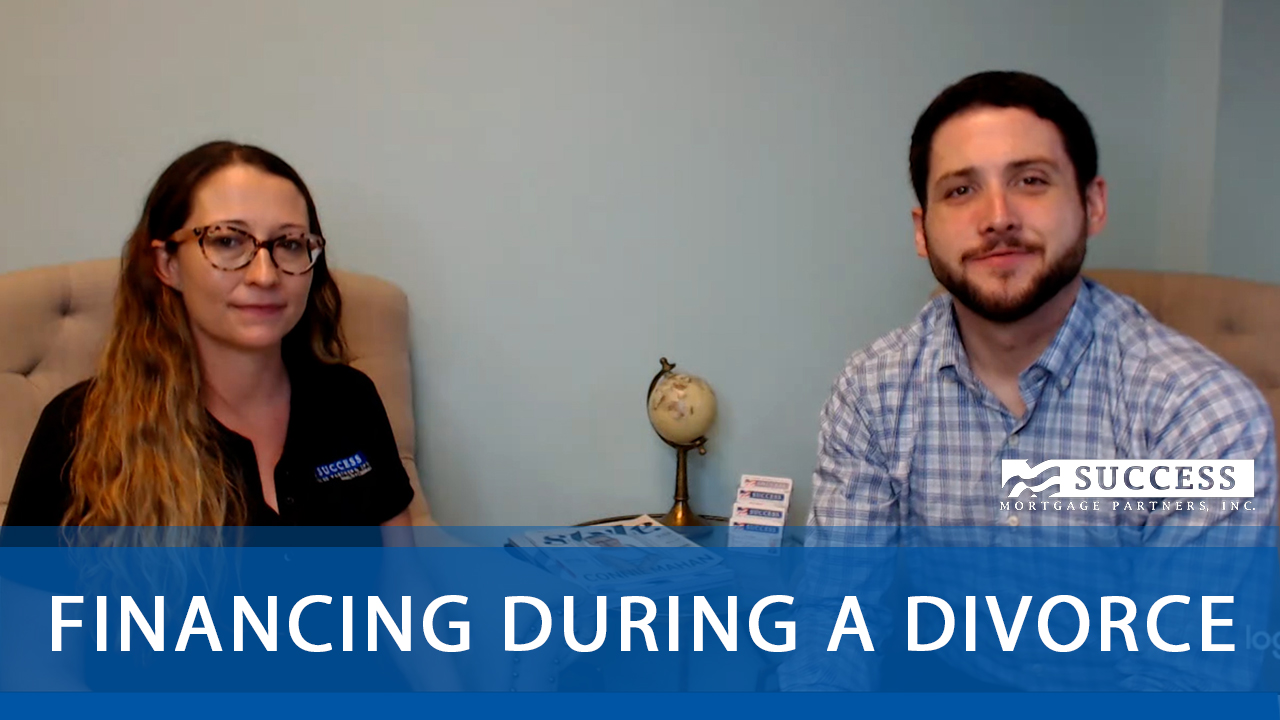 Home Financing During a Divorce
