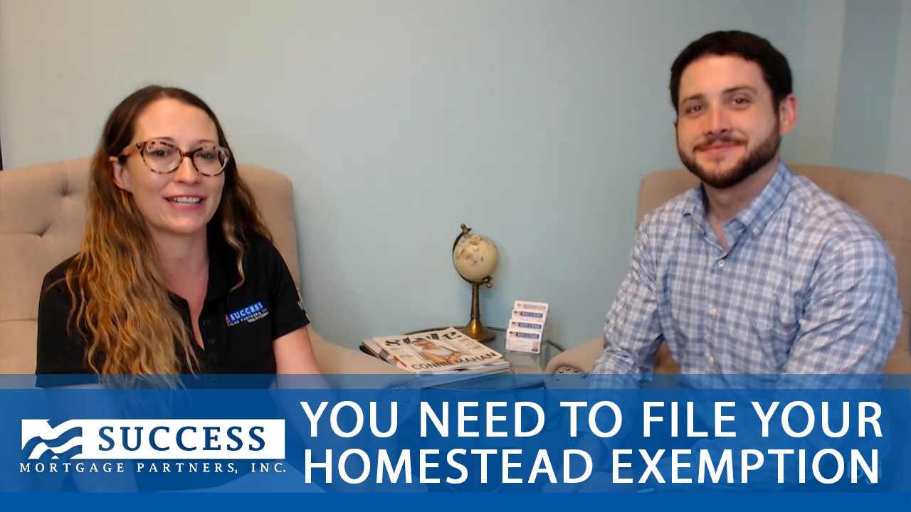File Your Homestead Exemption Today