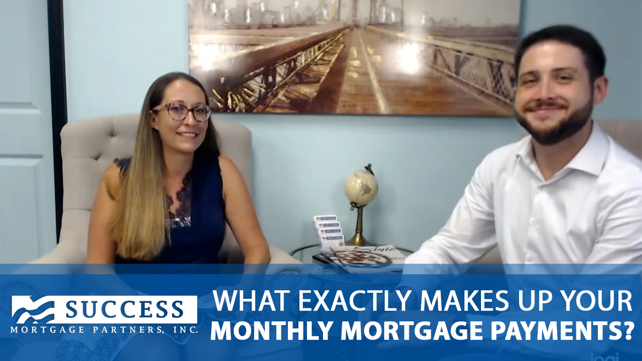 What's Included in a Mortgage Payment?