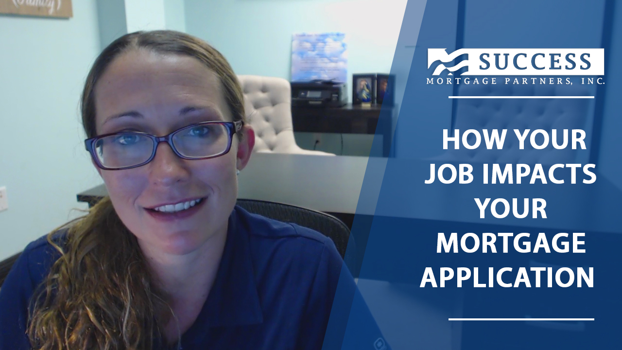 How Does Your Employment Status Affect Your Mortgage Application?