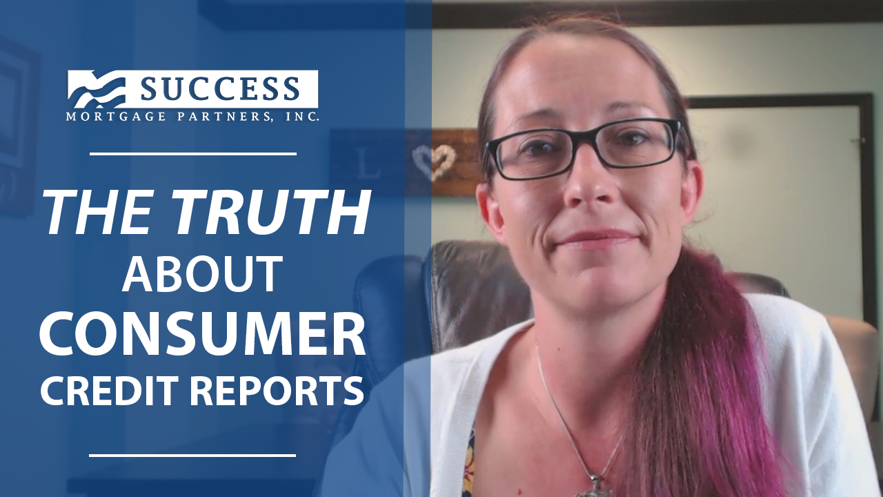 Consumer Credit Reports vs Mortgage Credit Reports