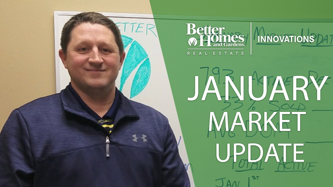 January Central Iowa Market Update