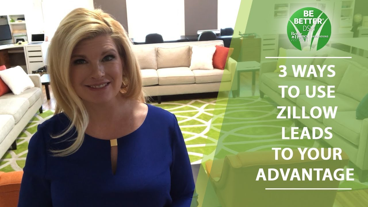 3 Ways to Use Zillow Leads to Your Advantage